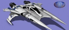 ThunderHawk Starfighter